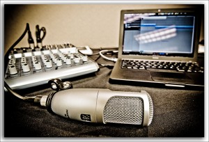 Podcasting Image