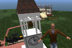 Purdue Second Life 3