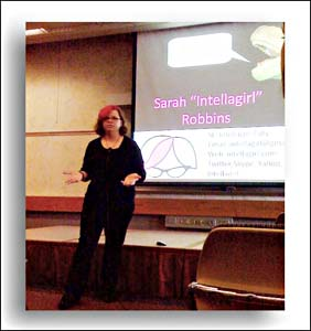 intellagirl TLT Conference 09