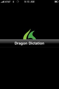Dragon Dictate Image
