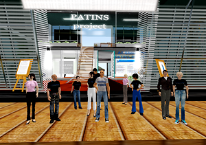 PATINS Staff Avatars Image