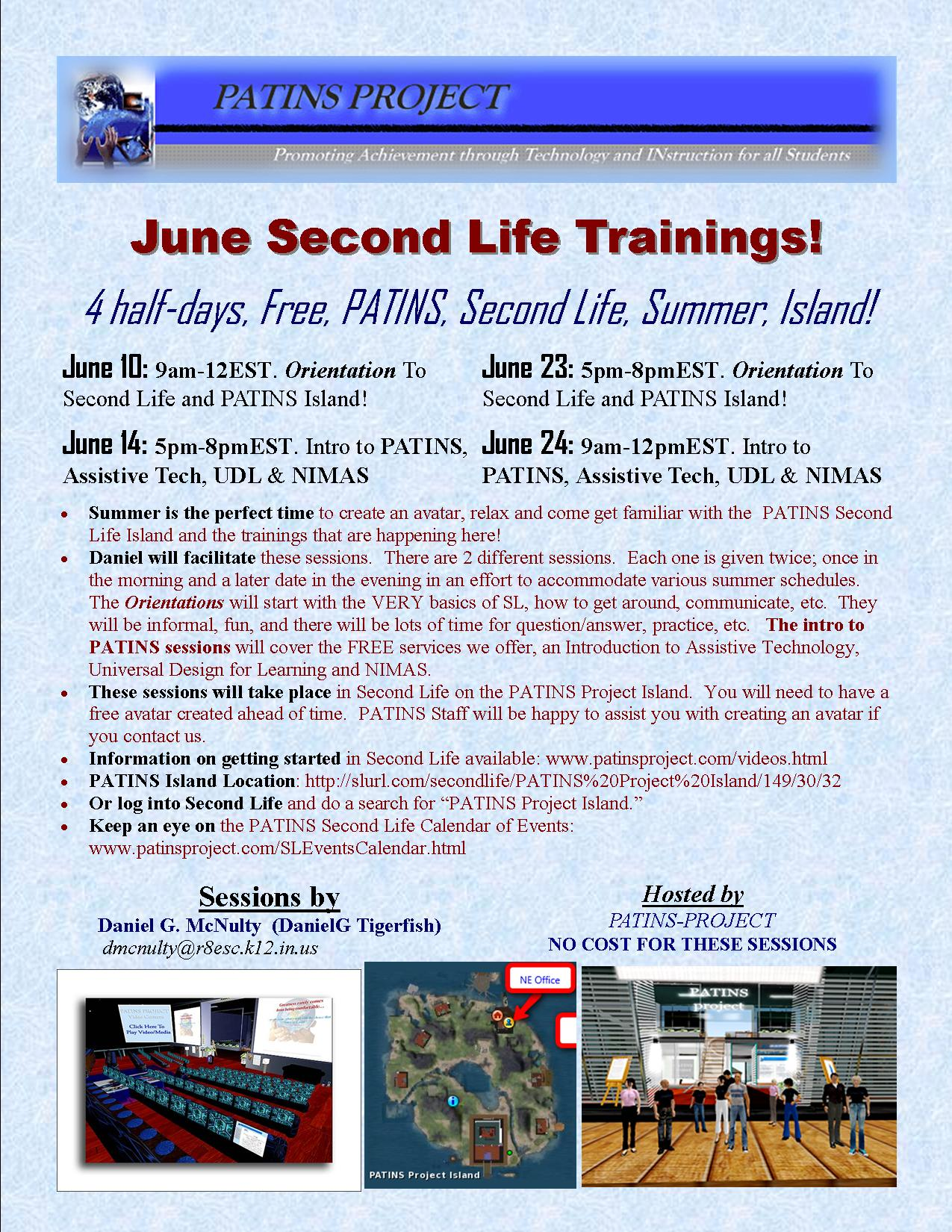 June PATINS SL Flyer