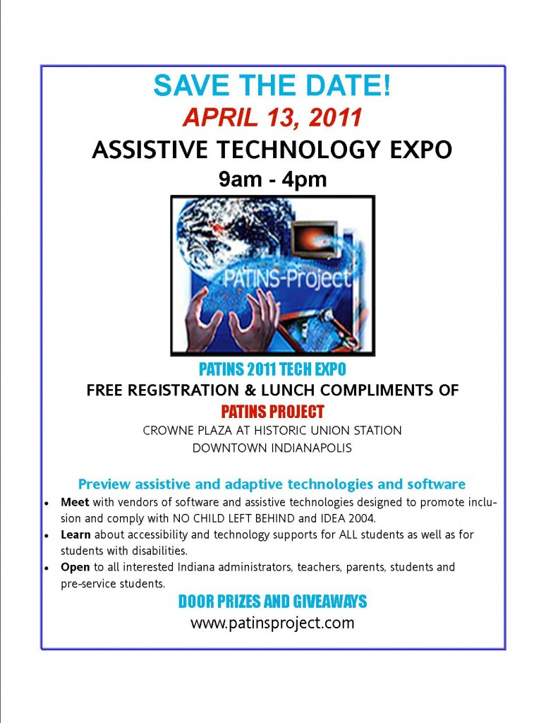 TECH EXPO 2011 Save The Date