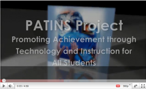 PATINS Infomercial Image
