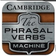 Cambridge the Phrasal Verbs Machine