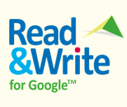 Read&Write for Google Logo