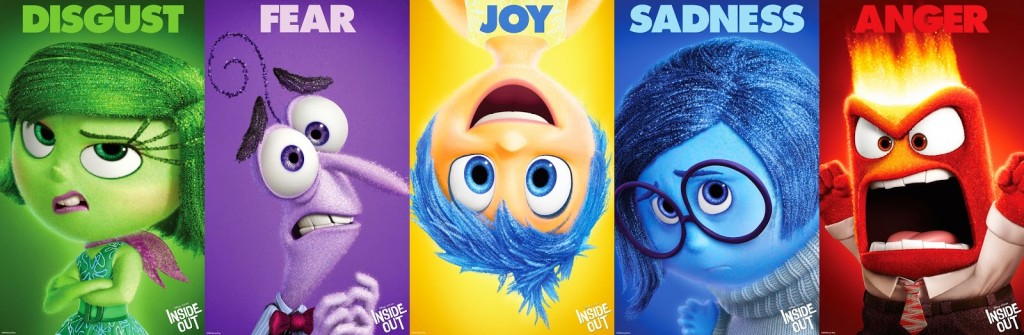 Inside Out - Emotion Poster